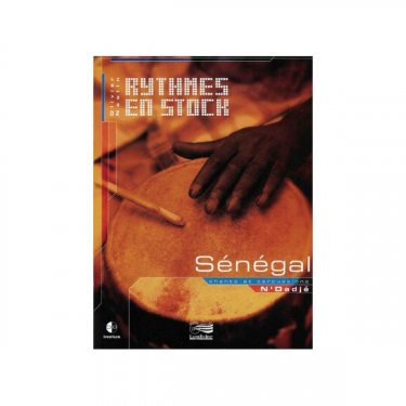 Rythmes en stock - Sénégal - CD