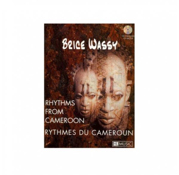Rythmes du Cameroun - Brice Wassy - (Livre + CD)