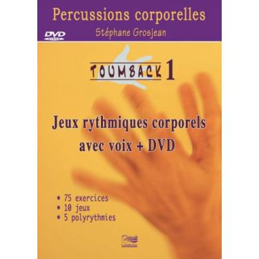 TOUMBACK 1 - Percussions corporelles - Livre