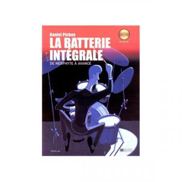 La Batterie Intégrale - Daniel Pichon - CD