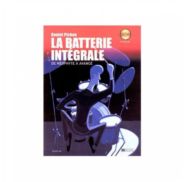 La Batterie Intégrale - Daniel Pichon