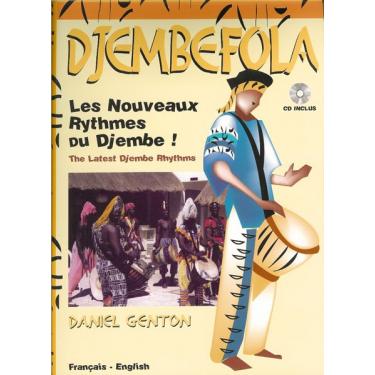 Méthode Djembefola - Moyen / Avancé - Daniel Genton - CD