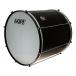 Pack Samba Surdo Noir 45cm - 22 Instruments - Gope