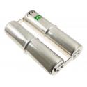 GAN21D - Double Ganza Small Alu 21.5cm - Shaker