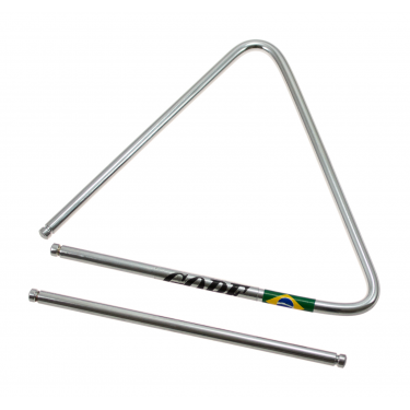 TRI16 - Triangle 16cm Steel Chrome