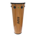 "Timbal Bois 14"" x 90 cm - 6 Tirants - Cercle Noir - Gope"