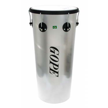 "Timbal Alu 12"" x 63 cm - 6 Tirants - Cercle Noir - Gope"