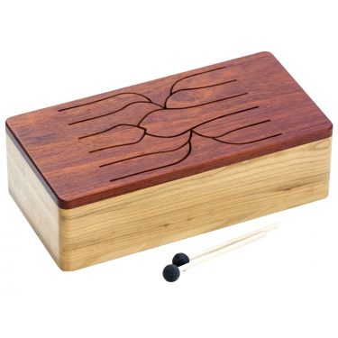 Tambour de bois Tinka Tong Basse 10 notes en A - Feeltone