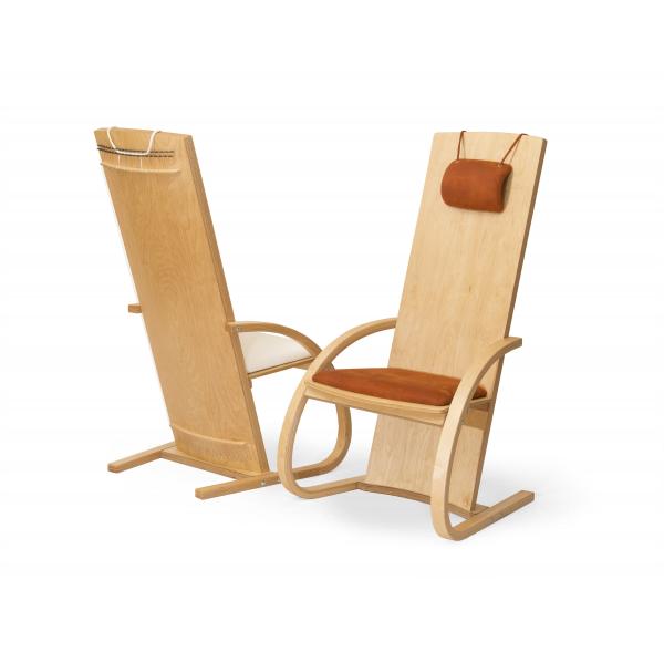 "Chaise ""sound chair"" petit modele"
