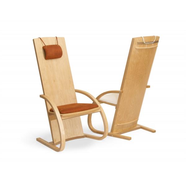 "Chaise ""Monochair"" avec accord Tambura - Feeltone"