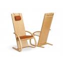 "Chaise ""Monchair"" - Accord Tambura - Feeltone"