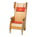 "Chaise ""Singing Chair"" - Accord Monochord - Large - Feeltone"