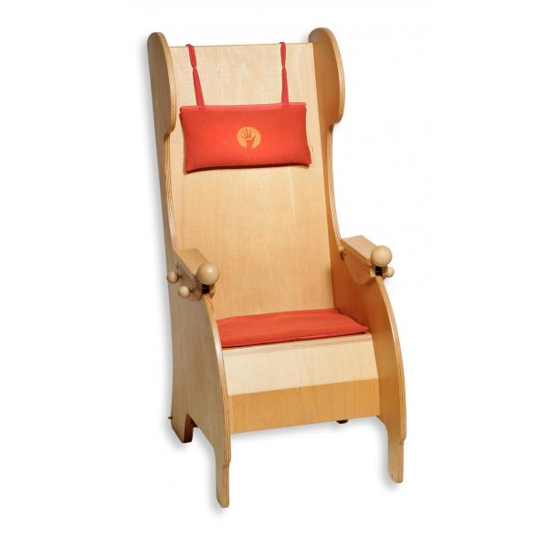 "Chaise ""Monochair"" avec accord Tambura- Large - Feeltone"