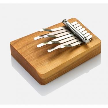 Flat board kalimba - 7-key - Hokema