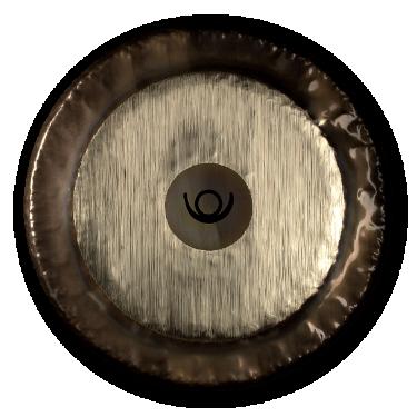 """Gong Planétaire - Pluton - 36"""" (Ø 91 cm) - Paiste"""