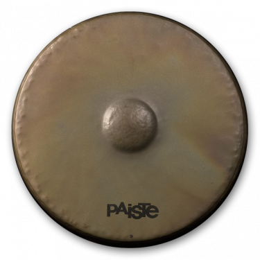 "Sound Creation Gong No.10 Chakra - Abdomen - 16"" (Ø 40 cm) - Paiste"