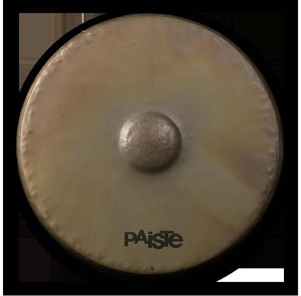 "Sound Creation Gong No.10 Chakra - Abdomen - 16"" (Ø 40 cm) - Paiste"