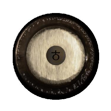 """Gong Planétaire - Année Platonique - 30"""" (Ø 76 cm) - Paiste"""