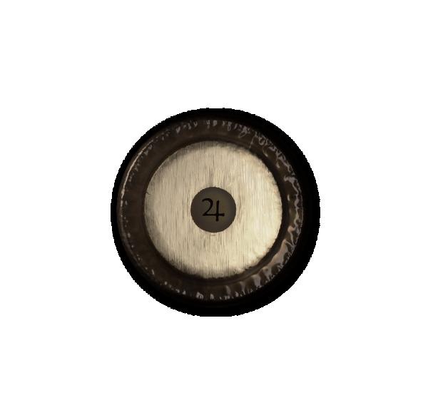 """Gong Planétaire - Jupiter - 28"""" (Ø 71 cm) - Paiste"""
