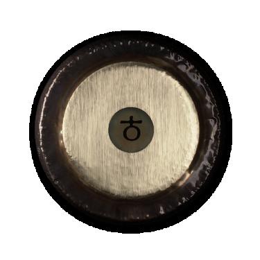 "Gong Planétaire - Jour Sidéral - 28"" (Ø 71 cm) - Paiste"