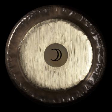 """Gong Planétaire - Lune Synodique - 24"""" (Ø 61 cm) - Paiste"""
