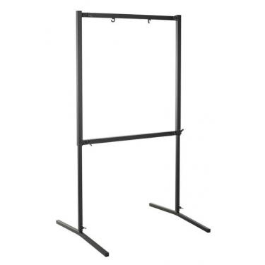 Stand de gong pour 1 gong - portique métal réglable - Paiste