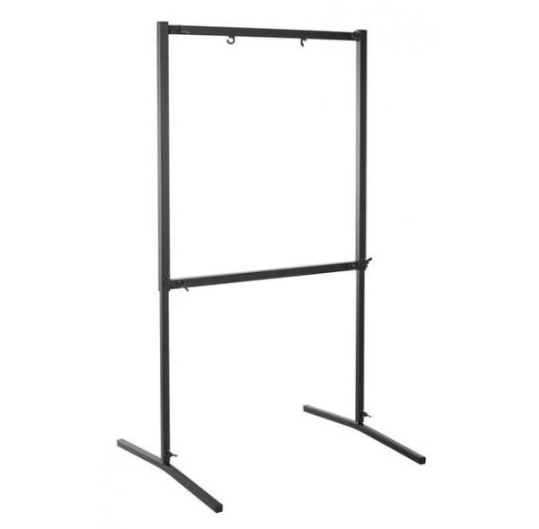 Stand de gong pour 1 gong - portique en métal réglable - Paiste