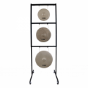 Set Square Orchestra Stand for 3 Sound Creation Gongs - Paiste
