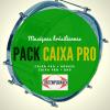 """Pack Caixa guerra Contemporânea Ligne Pro 12"""" x 15 cm + housse deluxe - Roots"""