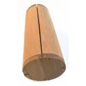 Bamboo Wood Shaker - Roots Percussions