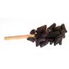 Crécelle sur manche - grappe entada petite graine - Roots