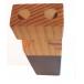 Sifflet train en bois - Roots