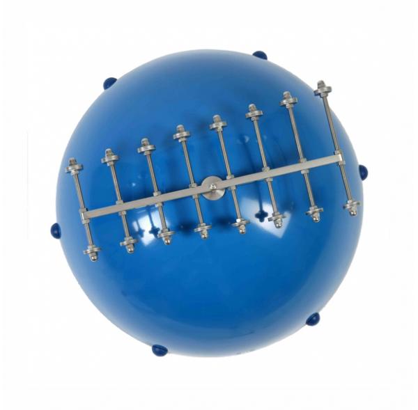 Ludophone XBASS HARP - Titanium Sound