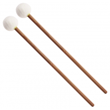 TT106 - Baguettes Timbales Medium - Bambou - Pro Series Timpani - la paire - Rohema