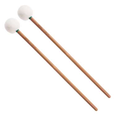 TT108 - Mallets Soft - Bamboo - Pro Series Timpani