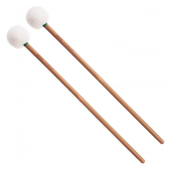 TT108 - Baguettes Timbales Soft - Bambou - Pro Series Timpani - la paire - Rohema