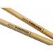 Baguette de batterie Light Rock 5A Hickory - la paire - ROHEMA