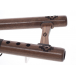 Native flute - Double White Tail - B (birch)