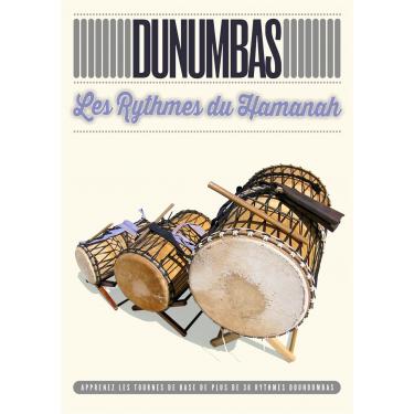 Méthode de dunumbas les rytmes du Hamanah de Ricardo BERREFA