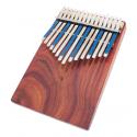 Flat board kalimba 15 keys with pick-up - Hugh Tracey