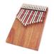 Flat board kalimba 15 keyS - Hugh Tracey