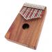 Alto Kalimba 15 keys with pick up - Hugh Tracey