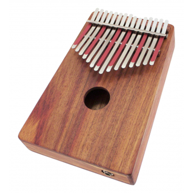 Alto Kalimba 15 keys with pick up - Hugh Tracey