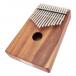 Kalimba Alto Chromatic 26 Notes Box-Resonator - H. Tracey
