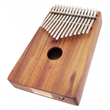 Kalimba sur caisse Electro Alto Chromatique 26 notes - H. Tracey