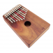 Kalimba Alto Pentatonic 11 Notes Box-Resonator - H. Tracey