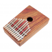 Kalimba sur caisse Electro Alto Pentatonique 11 notes - H. Tracey