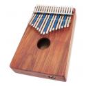 Kalimba sur caisse Electro Treble 17 notes - H. Tracey