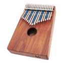 Kalimba Treble 17 Notes Box-Resonator + Pickup