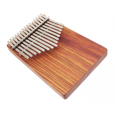 Kalimba Alto Chromatic 26 Notes Board-Resonator - Hugh Tracey